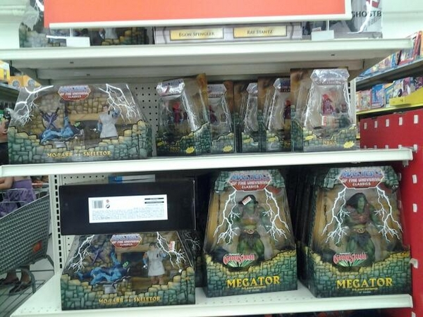 MOTUC Figures Found At Big Lots Retail Store In California