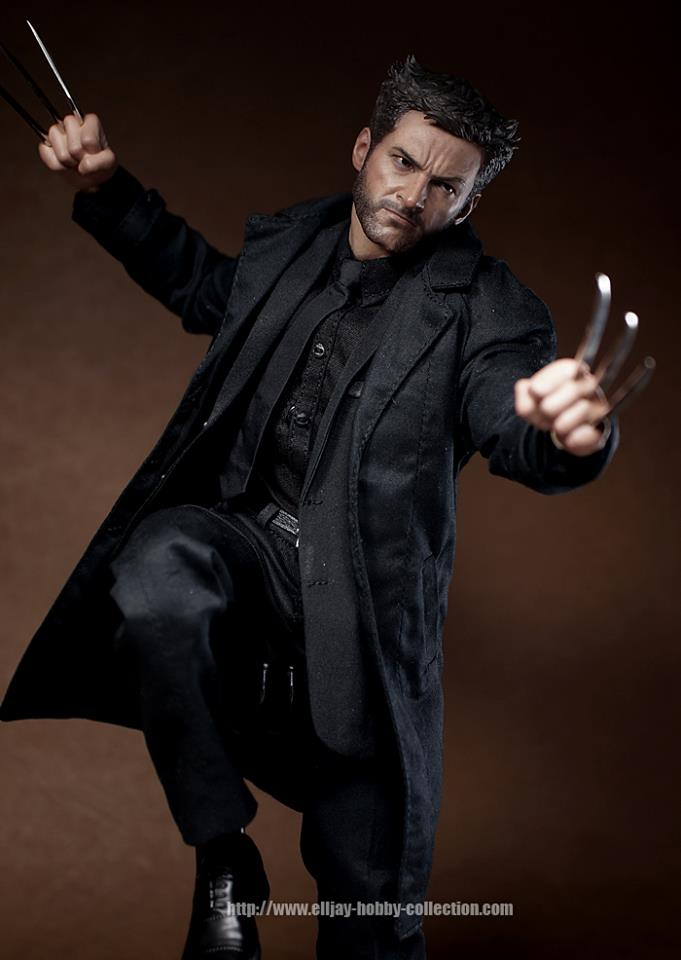 Hot Toys The Wolverine Wolverine Collectible Sixth Scale Figure