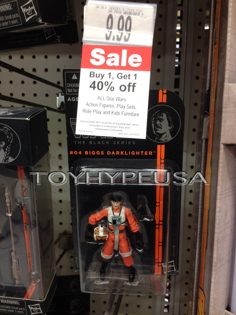 Star Wars Toys Buy 1 Get 1 40 Percent Off Sale At Toys R Us Toy