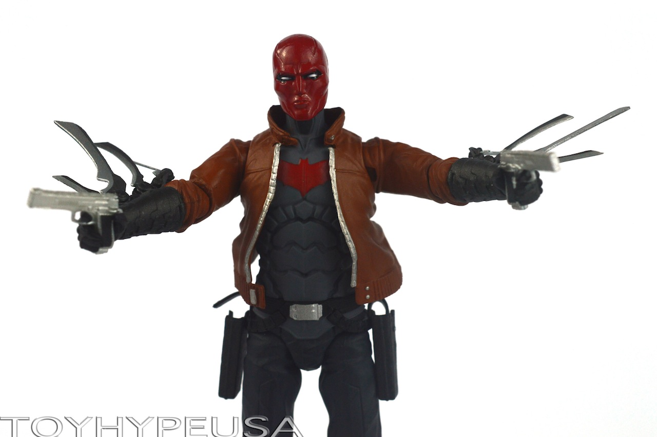 Dc Collectibles New 52 Red Hood Review Toy Hype Usa