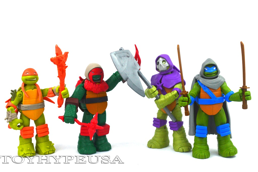 Nickelodeon Teenage Mutant Ninja Turtles Mystic Turtles Review