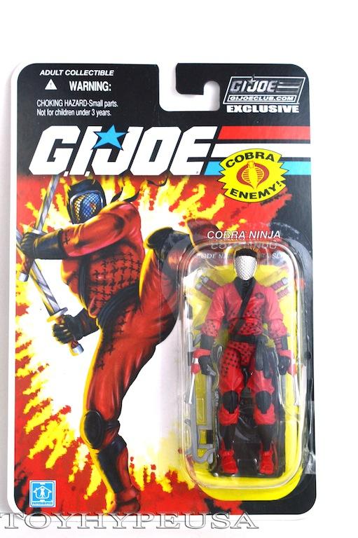 Subscription 0 Club G 3 Collectors' Figure iJoe Service Cobra E29WIDHY
