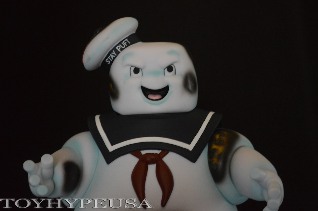 DIAMOND SELECT TOYS Ghostbusters Burnt Stay Puft Bank Figure