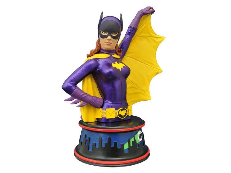 Diamond Select Toys Batman 1966 Classic TV Series: Batgirl Resin Bust NOV152181 Christmas gift ideas 2018
