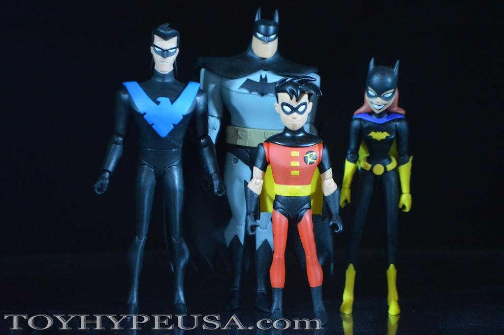 DC Collectibles Batman The Adventures ROBIN Action Figure BLUE **BRAND NEW**
