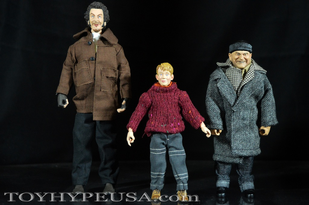 Neca Home Alone 8 E2 80 B3 Retro Style Clothed Figure Review
