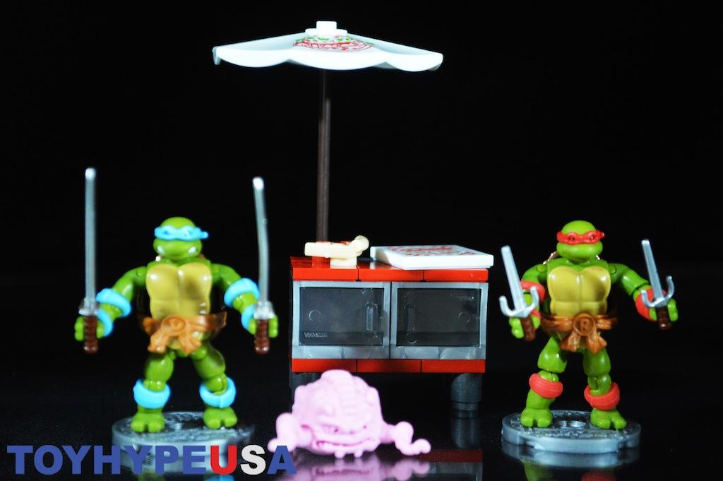TMNT Teenage Mutant Ninja Turtles Krang/'s Rampage Android Body Mega Bloks