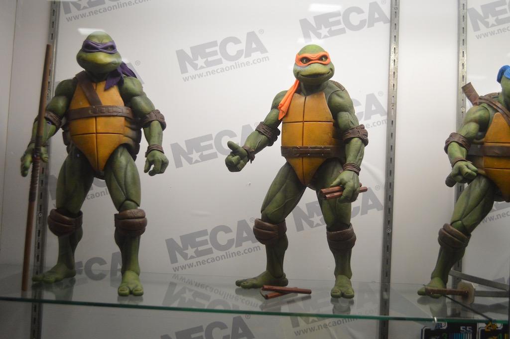 Neca Toys Teenage Mutant Ninja Turtles 1990 Movie 1 4 Scale