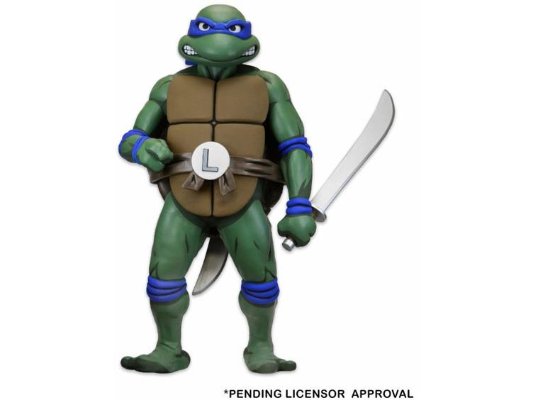 NECA Toys Teenage Mutant Ninja Turtles Full Size Foam Figure Prop Replica u2013 Leonardo  sc 1 st  Toy Hype USA & NECA Toys Teenage Mutant Ninja Turtles Full Size Foam Figure Prop ...