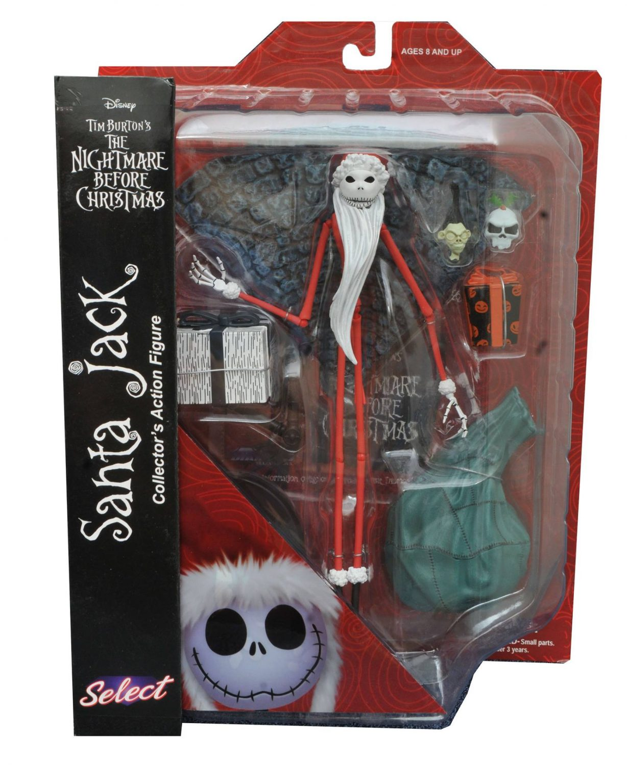 The Nightmare Before Christmas Select Series 2 In Packaging - Toy ...