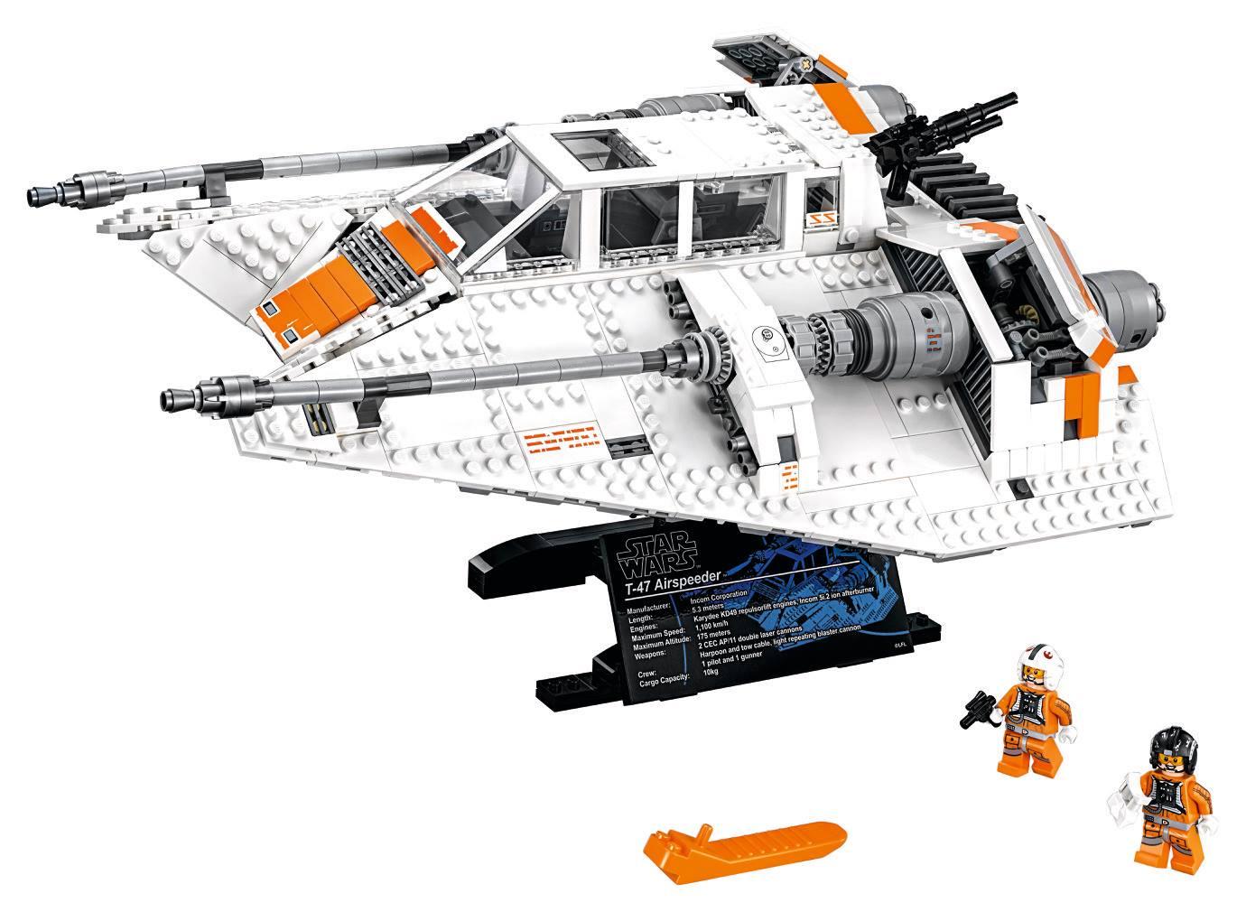 Lego Star Wars Snowspeeder 75144 Back In Stock On Shop Toy 75098 Assault Hoth