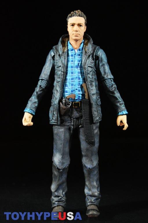 """NEW Aaron The Walking Dead Series 10 Walgreens Exclusive 5/"""" Action Figure"""