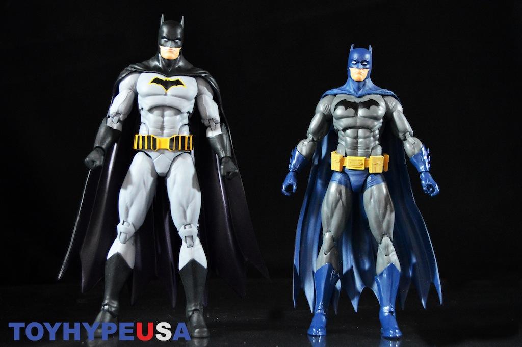 Dc Icons Justice League 7 Pack 6 Rebirth Batman Figure Review Toy
