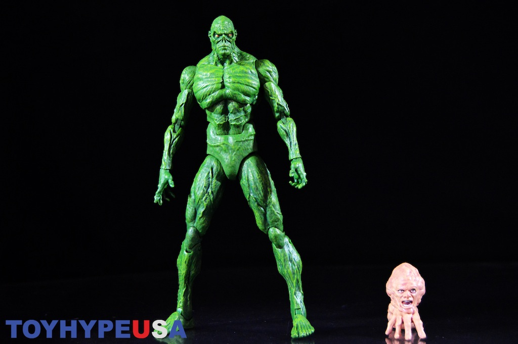 DC ICONS Swamp Thing Dark Genesis DC Comics Action Figure