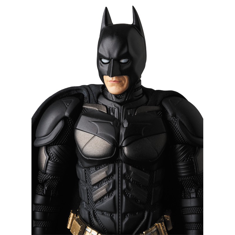 Medicom The Dark Knight Rises Batman Version 3.0 MAFEX Action Figure