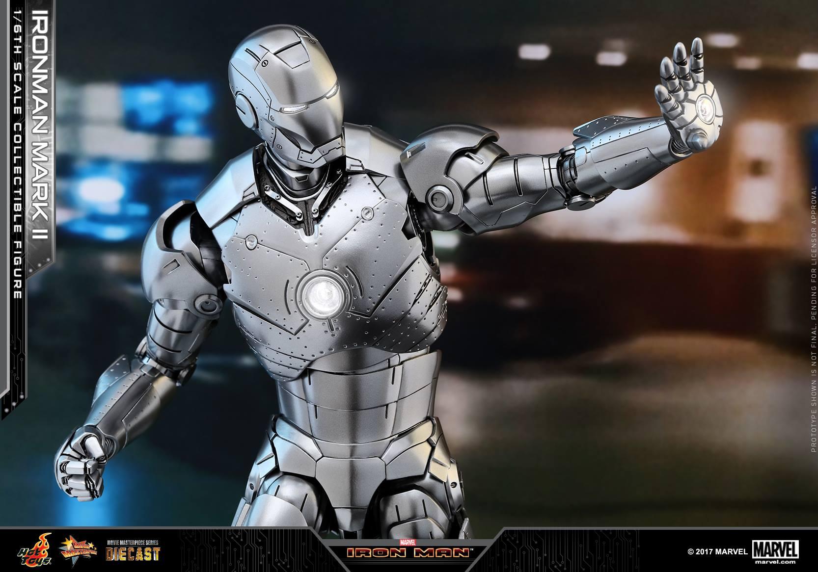 iron man mark one