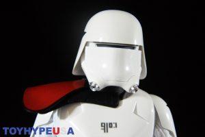 "Star Wars SNOWTROOPER FIRST ORDER w//blaster 18/"" figure  JAKKS PACIFIC 2015 dated"