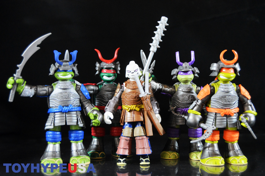 Playmates Toys Teenage Mutant Ninja Turtles Samurai Usagi Yojimbo