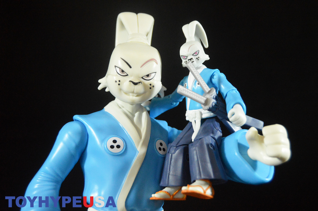 Playmates Toys Teenage Mutant Ninja Turtles Usagi Yojimbo 5 12