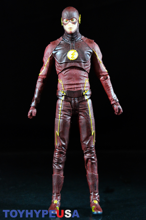 DC Collectibles DCTV The Flash Season 3 Figure Review