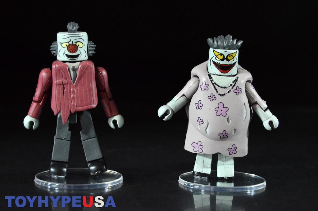 Nightmare Before Christmas Minimates Series 4 Corpse Boy