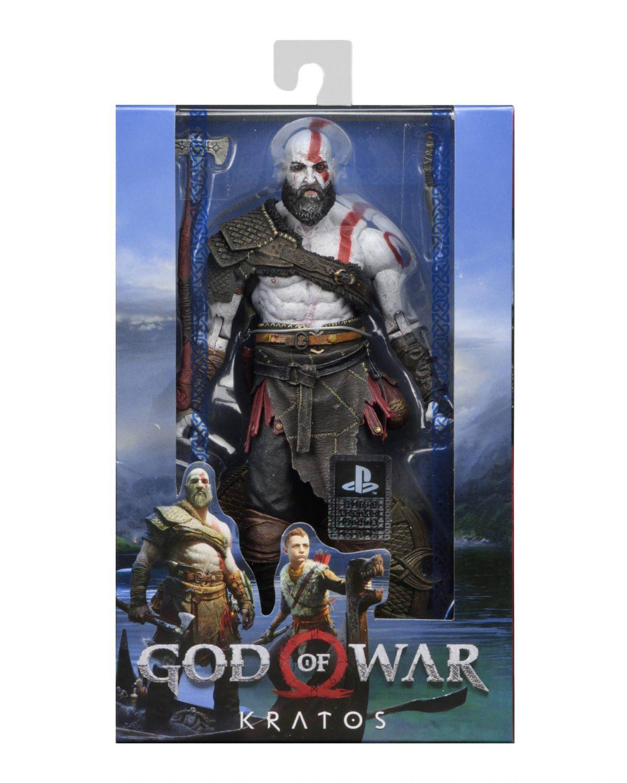 Neca Toys God Of War Kratos 7 Scale Figure On Amazon Ebay