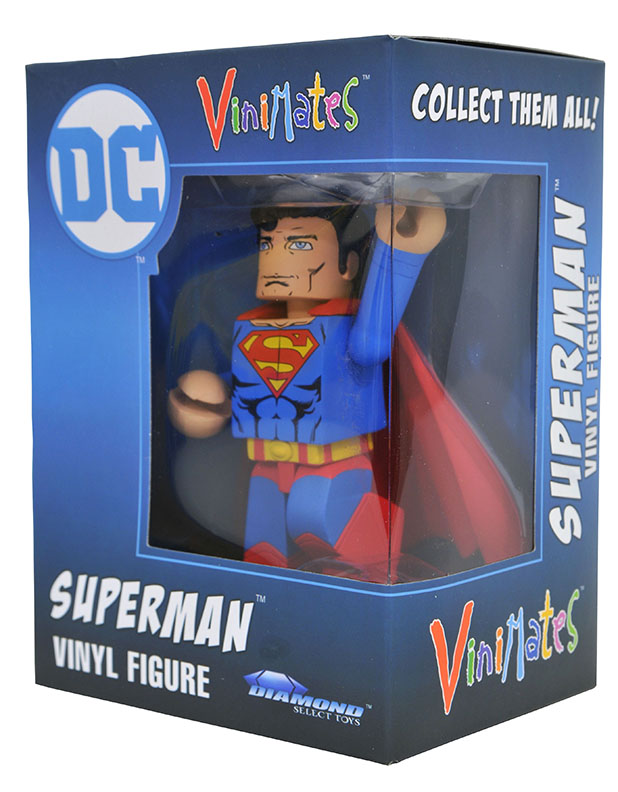 Vinimates DC Arkham Asylum Video Game Armored Batman Vinyl Figure