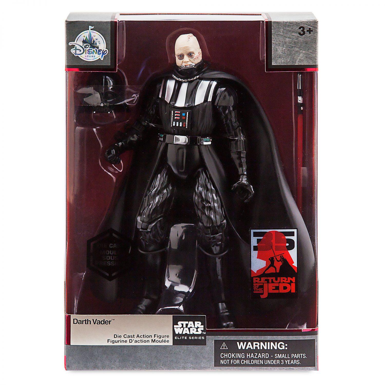Star Wars Elite Series Disney Store exclusive die cast action figures NEW