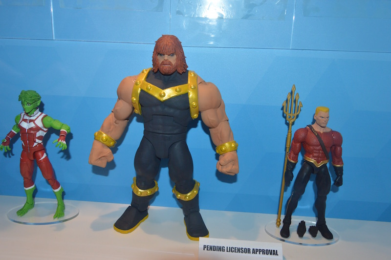 DC COMICS MULTIVERSE TEEN TITANS KID FLASH ACTION FIGURE NO LOBO BAF