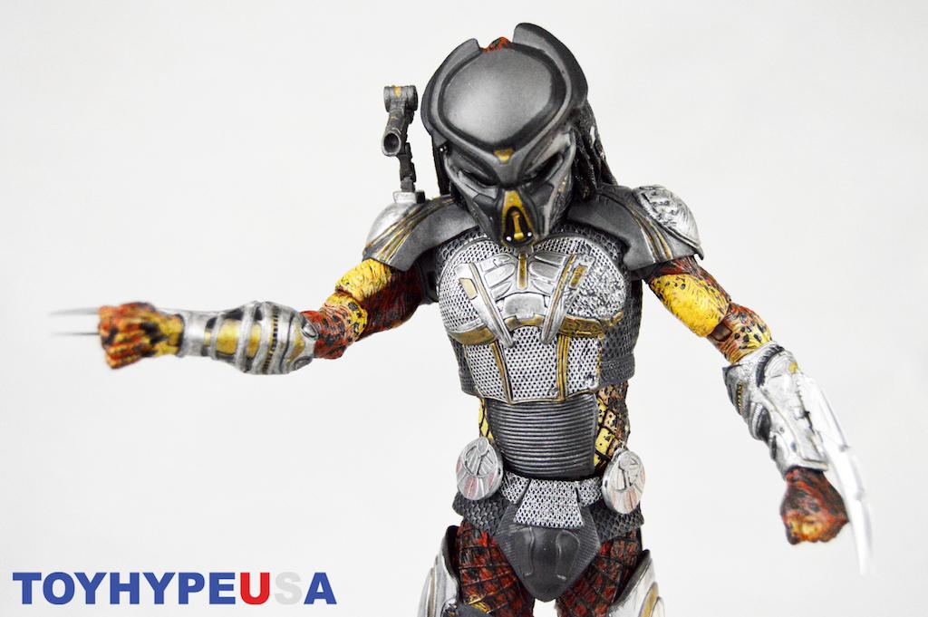 NECA Predator 2018 Ultimate Fugitive Predator