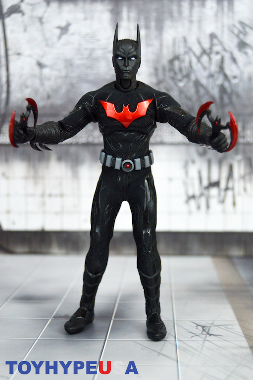 Mezco SDCC 2018 Summer Exclusive One:12 Collective Batman Beyond NEW USA seller