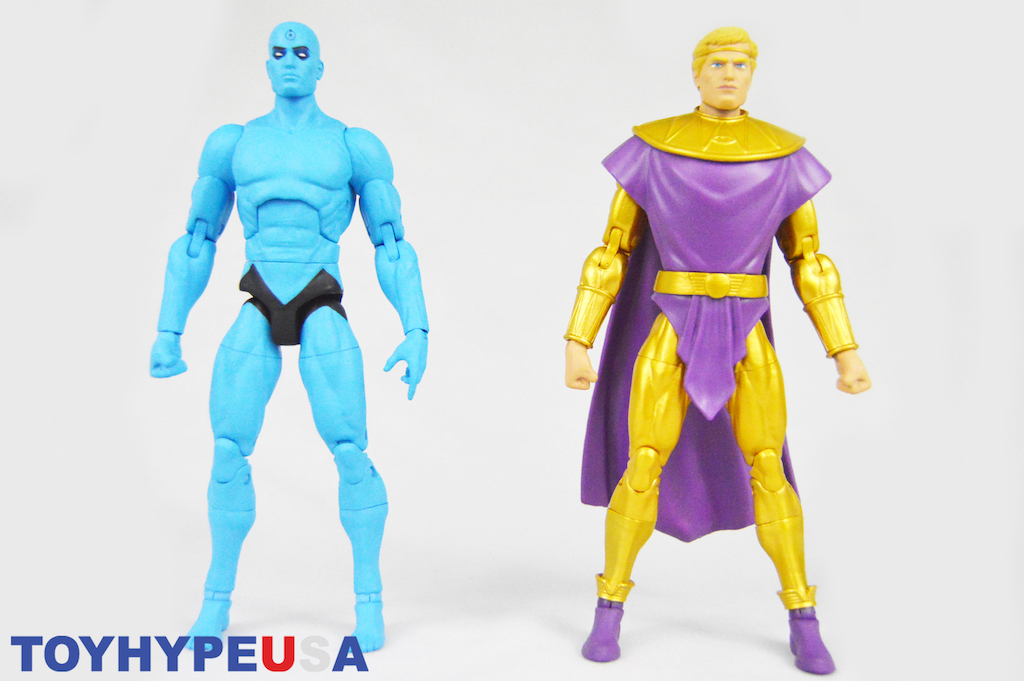 Dc Collectibles Doomsday Clock Dr Manhattan Ozymandias 2 Pack