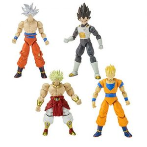 Bandai Dragon Ball Stars Wave 7 Set Available Now