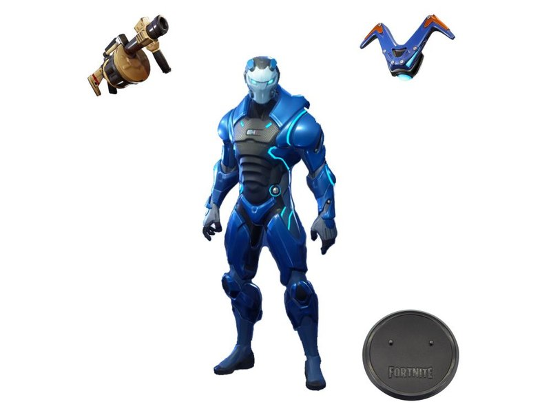 McFarlane Toys Fortnite Omega Carbide Figures