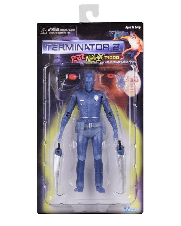 Terminator 2 Body Part Power Arm Rocket Arm Missile Kenner Original Accessory