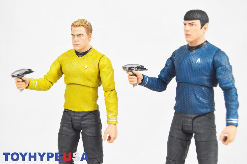 Diamond Select Toys Star Trek Movie Captain Kirk Action Figure