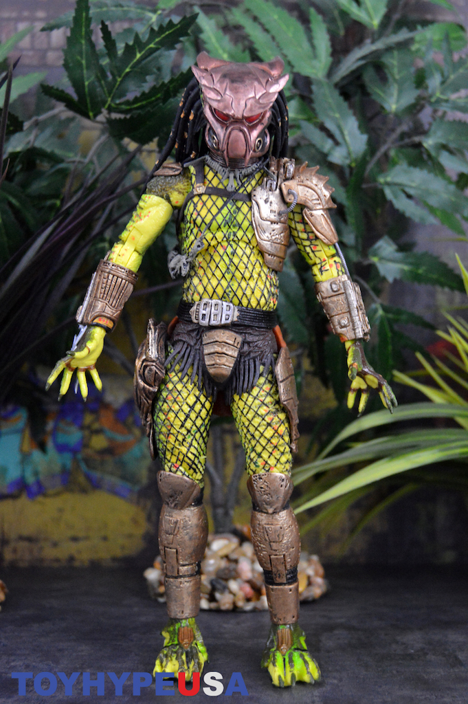 "Zabawki Neca Predator 2 Ultimate Elder Golden Angel 7"" Action Figure Figurki akcji i z filmów"