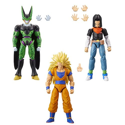 Wave 10-Super Saiyan 3 Goku Bandai Dragon Ball Stars