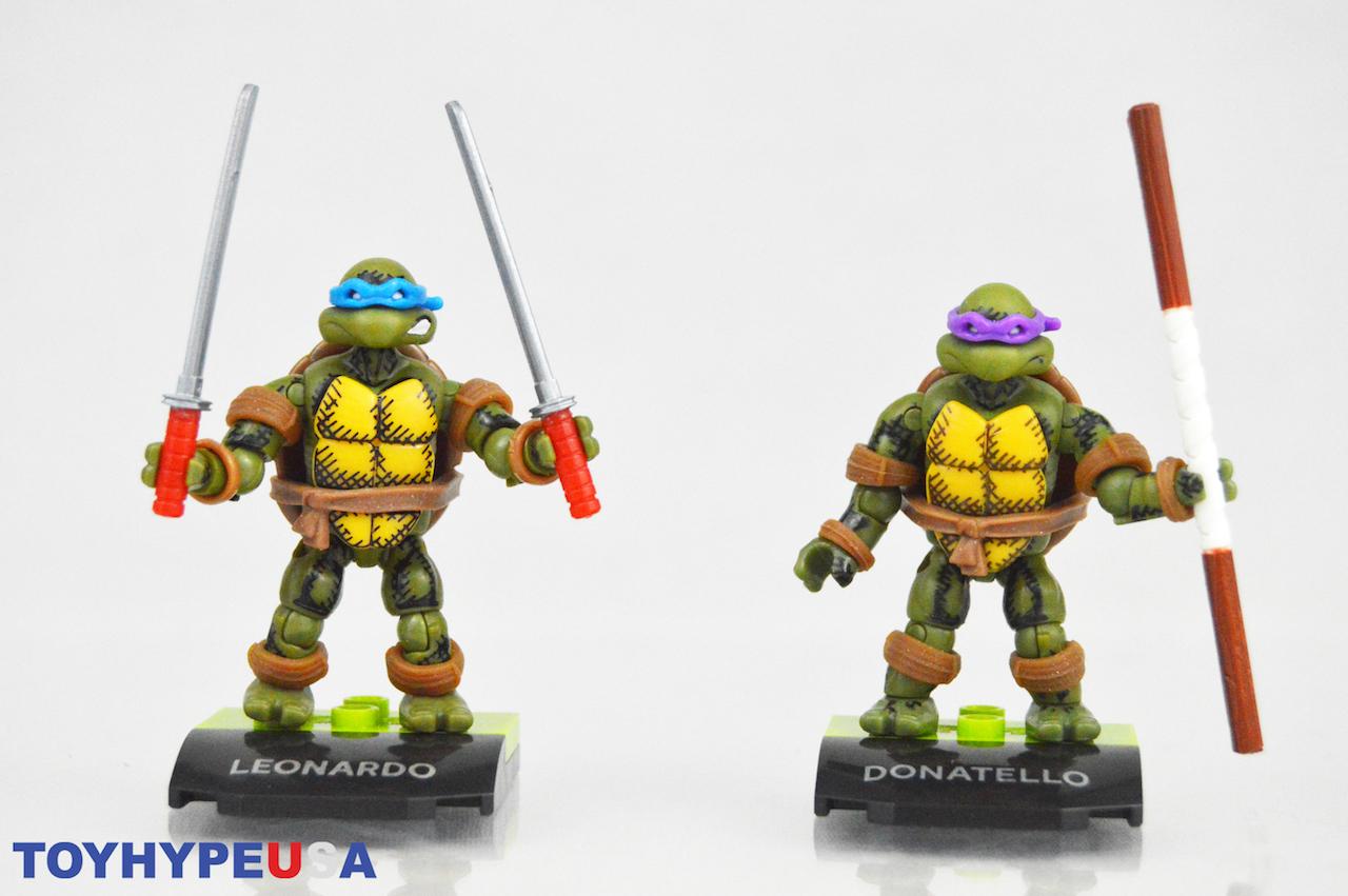 Mega Construx MCX Heroes Mini-Figure Series 5 Figures Review