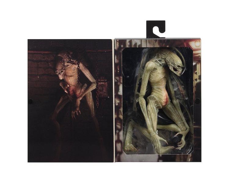 Deluxe Newborn 7″ Scale Action Figure Resurrection NECA Alien