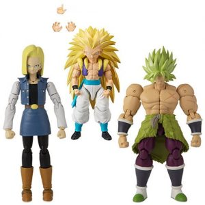 Entertainment Earth Dragon Ball Stars Waves 12 Figures In Stock