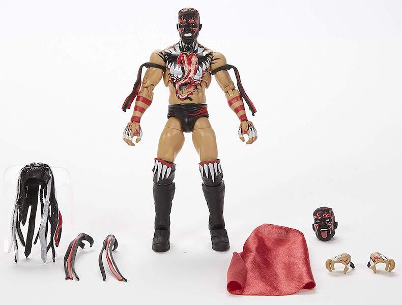 Mattel - WWE Ultimate Edition Finn Balor & Triple H Figure