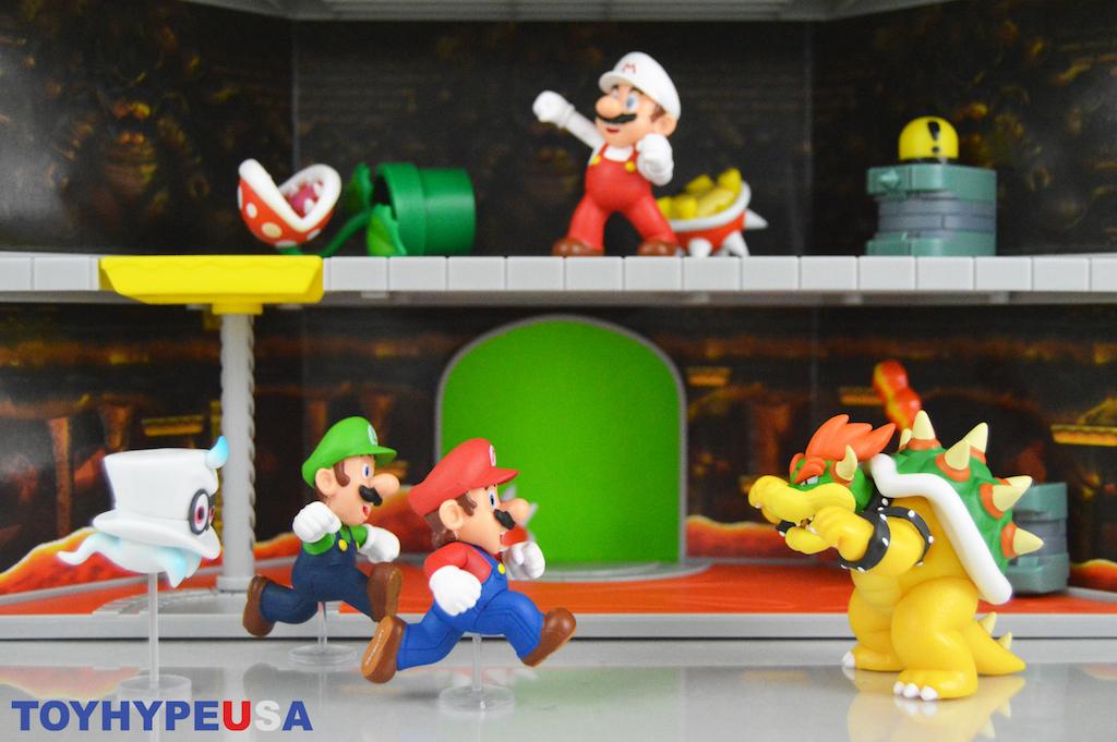 Jakks Pacific Nintendo Bowser S Castle Playset Review