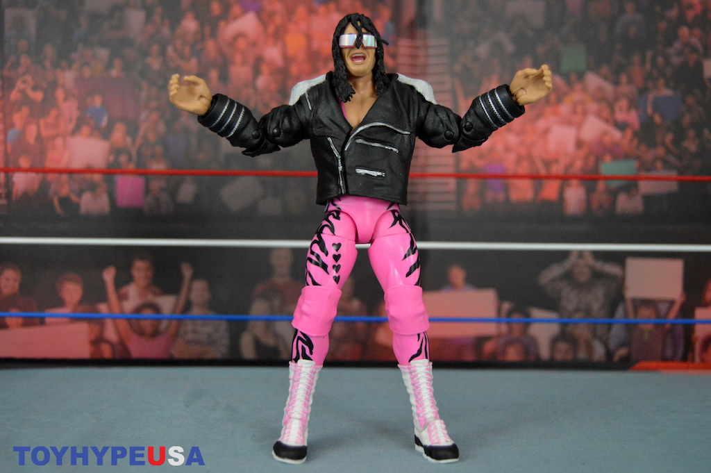"WWE Wrestling Mattel Elite /""Leather/"" Jacket 6/"" Figure Accessory"