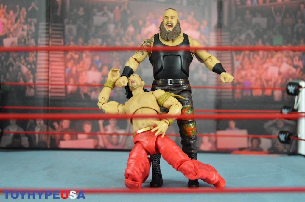 WWE NUOVO MATTEL Elite Series Ultimate Edition Shinsuke NAKAMURA WRESTLING FIGURE