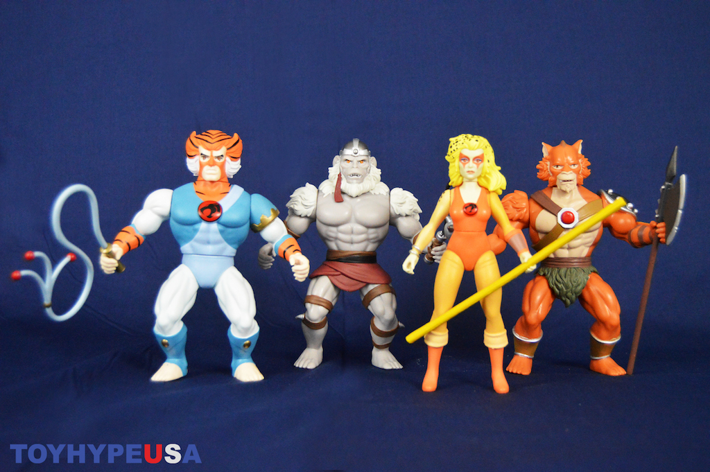 Funko Savage World Thundercats Tygra Collection motu super 7 mattel NEW