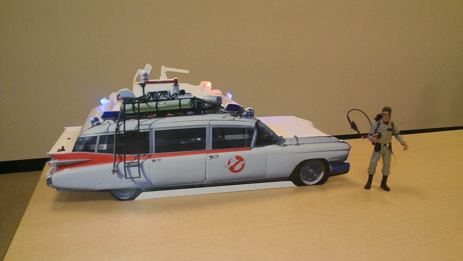 Ghostbusters Ecto 1 Could One Day Happen Toy Hype Usa Lego 75828 Ampamp 2