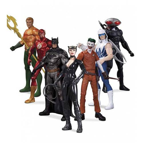 """DC Collectibles: New 52 Action Figure """"In Memoriam"""""""