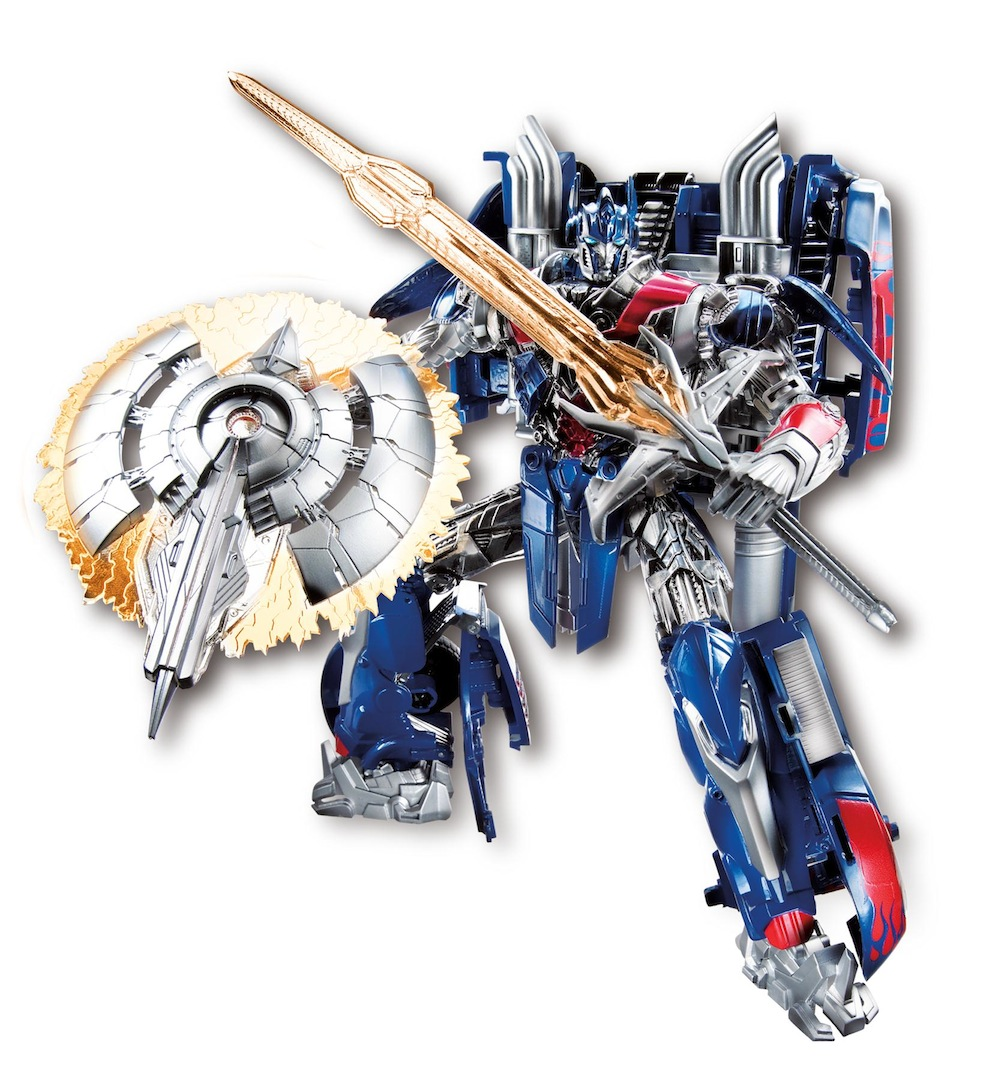 Transformers: Age Of Extinction First Edition Optimus Prime Figure Price Drop At Amazon