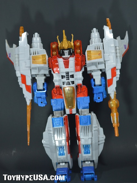 Transformers Platinum Year Of The Horse Supreme Starscream Review